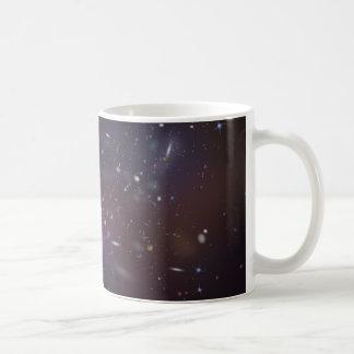 Astronomical scene. coffee mug