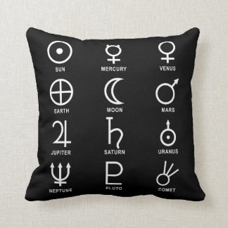 Astronomy Cushion