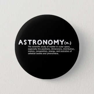 Astronomy definition button