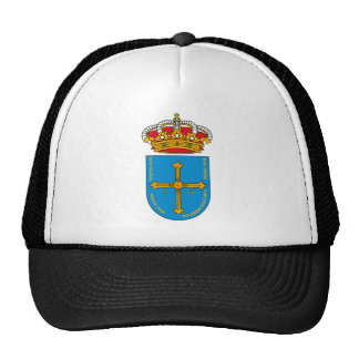 Asturias Coat of Arms Hat