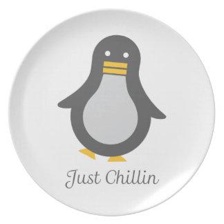 Asv Penguin Dinner Plates