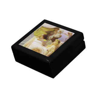 At Aphrodite's Cradle by Sir Lawrence Alma Tadema Gift Box