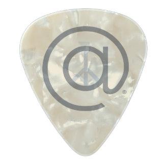 At Peace Guitar Pick