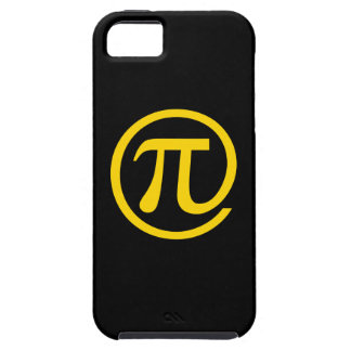 At Pi Sign iPhone 5 Cover