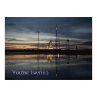 At The Launch Pad 13 Cm X 18 Cm Invitation Card