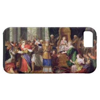 Athaliah Expelled from the Temple, c.1697 (oil on iPhone 5 Cover