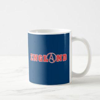 Atheist England Basic White Mug
