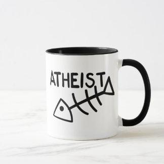 Atheist Fish Mug