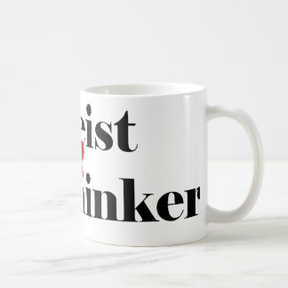 Atheist & Freethinker Coffee Mug