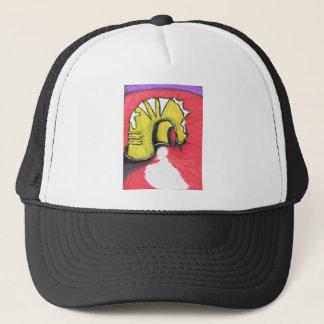Athenas Aegis Mars Knows My Heart Trucker Hat