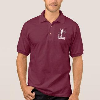 Athletic Diabetic Dark Cotton Polo