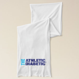 Athletic Diabetic Jersey Scarf