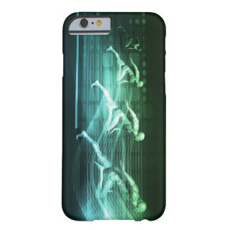 Athletic Training and Running Together Barely There iPhone 6 Case