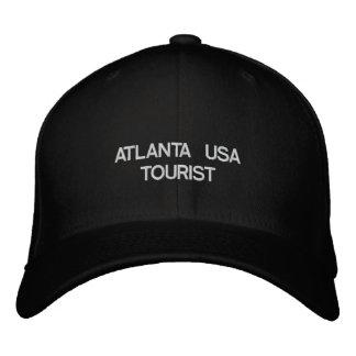 ATLANTA USA TOURIST EMBROIDERED HATS