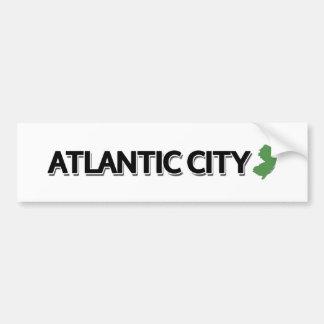 Atlantic City, New Jersey Bumper Sticker