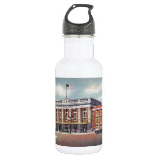 Atlantic City Train Station PRSL 1936 532 Ml Water Bottle