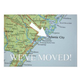 Atlantic City We've Moved New Address Announcement