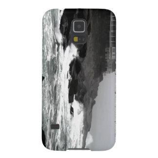 Atlantic Ocean in Maine phone case