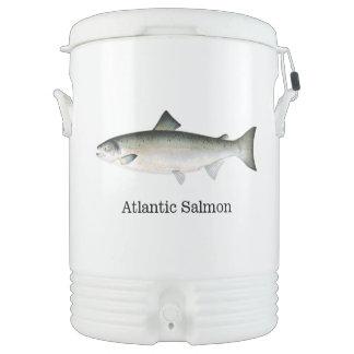 Atlantic Salmon Fish Cooler
