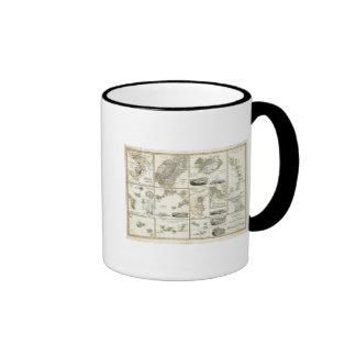 Atlantic Volcanic Activity Ringer Mug