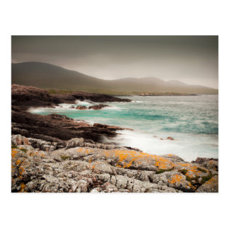 Atlantic Waves in the Outer Hebrides Postcards