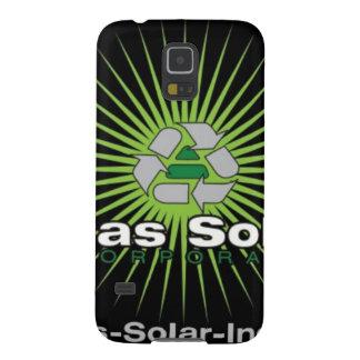 Atlas Solar Inc. Galaxy S5 Covers