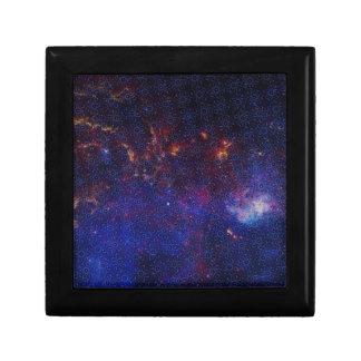 Atom Pattern Gift Box
