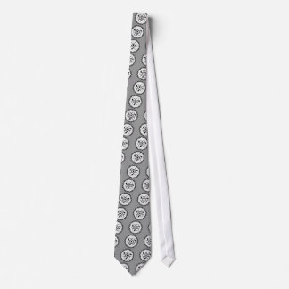 ATOM SCIENCE NUCLEAR LIFE CELL GRAPHICS LOGO ICON TIE