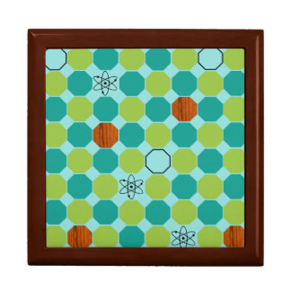 Atomic Octagons Tile Gift Box