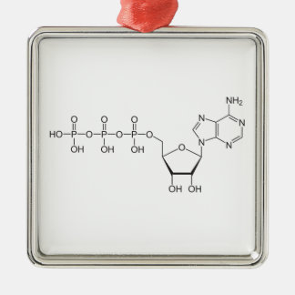 ATP molecule Christmas Ornament