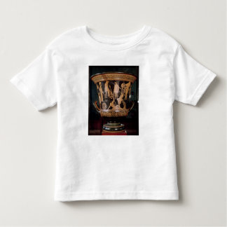 Attic red figure calyx krater toddler T-Shirt