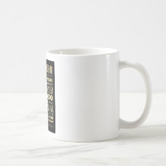 Attractions and Famous Places of Orlando, Florida Coffee Mug