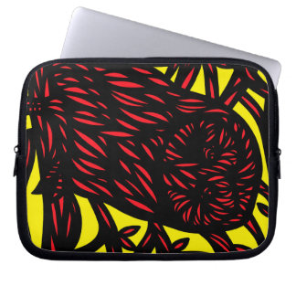 Attractive Cute Ethical Honest Laptop Sleeve