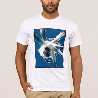 au sem mao blue T-Shirt