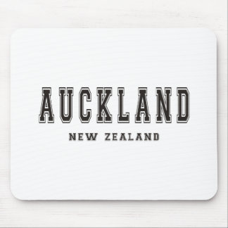 Auckland New Zealand Mouse Pad