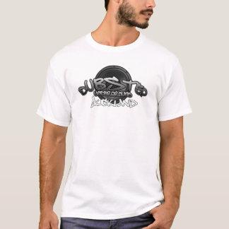 Auckland NZ DUBSTEP T-Shirt
