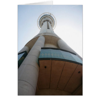 Auckland Sky Tower Card