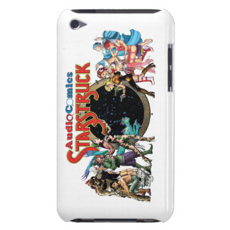 AudioComics presents STARSTRUCK Barely There iPod Case