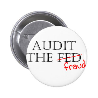 Audit the Fraud Pin