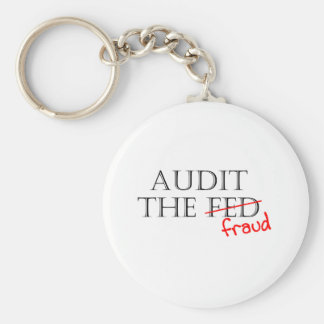 Audit the Fraud Keychain