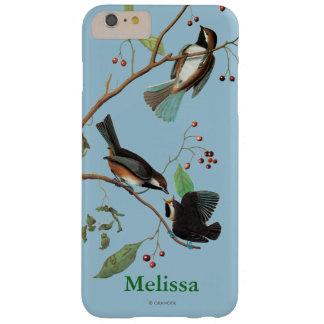 Audubon: Chickadee Barely There iPhone 6 Plus Case