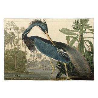 Audubon Louisiana Heron Placemat