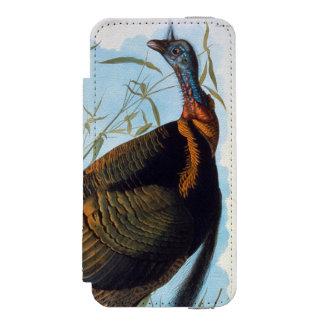 Audubon: Wild Turkey Incipio Watson™ iPhone 5 Wallet Case