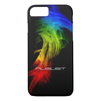 August Touch iPhone case in Black