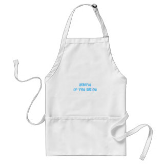 Auntie of the Bride Standard Apron