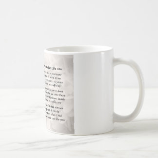 Auntie Poem - Roses design Coffee Mug