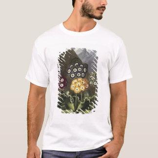 Auriculas from Dr John Robert Thornton's T-Shirt
