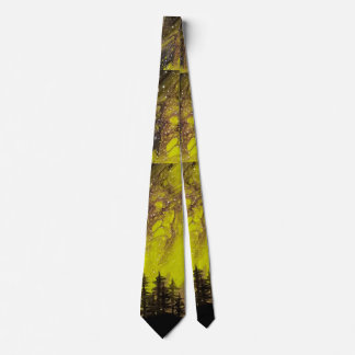 Aurora Borealis Neck Tie