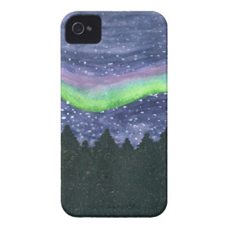 Aurora iPhone 4 Case-Mate Case
