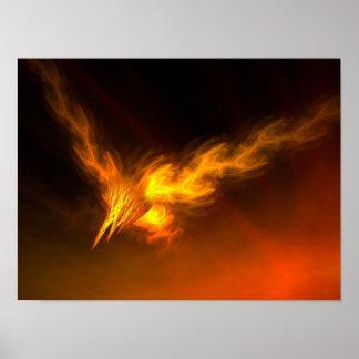 Aurora's Phoenix Poster